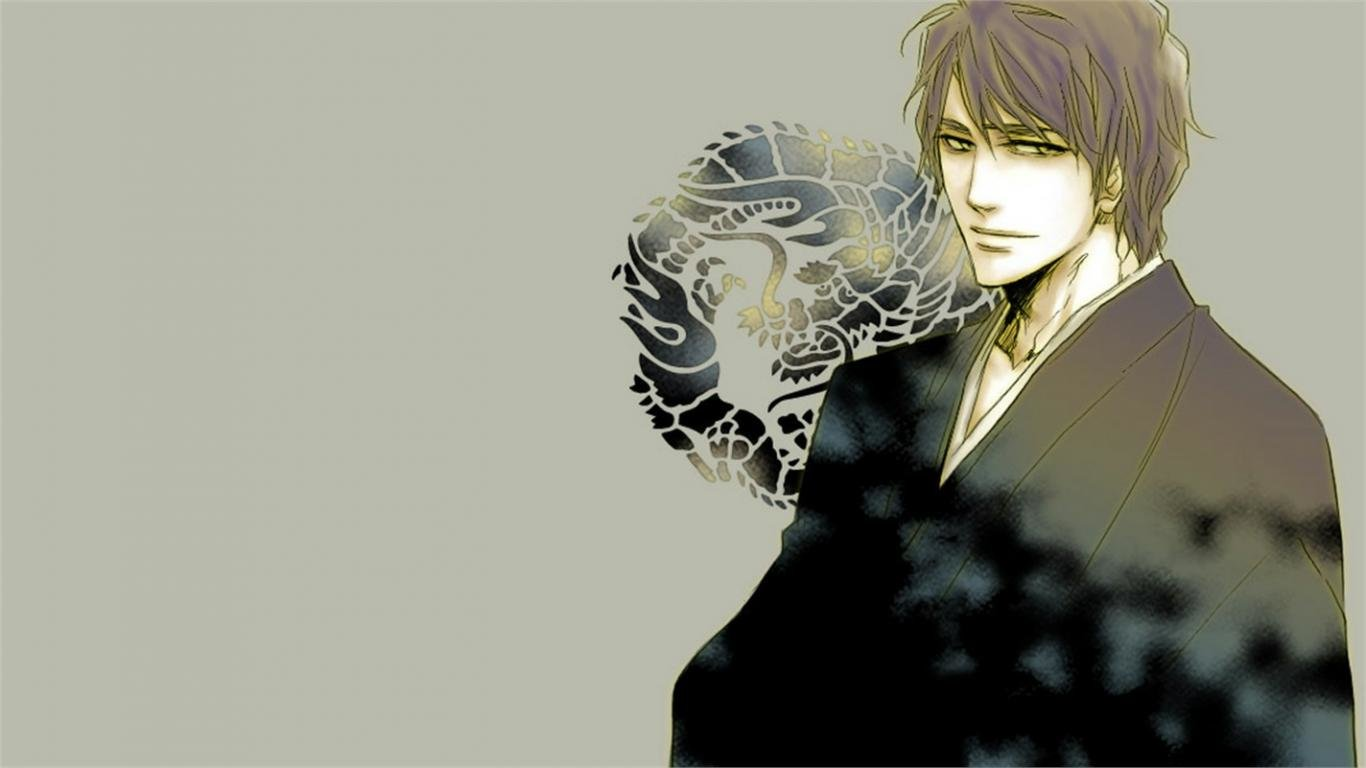 Awesome Sosuke Aizen Free Wallpaper Id 417382 For Hd 1366x768 Pc