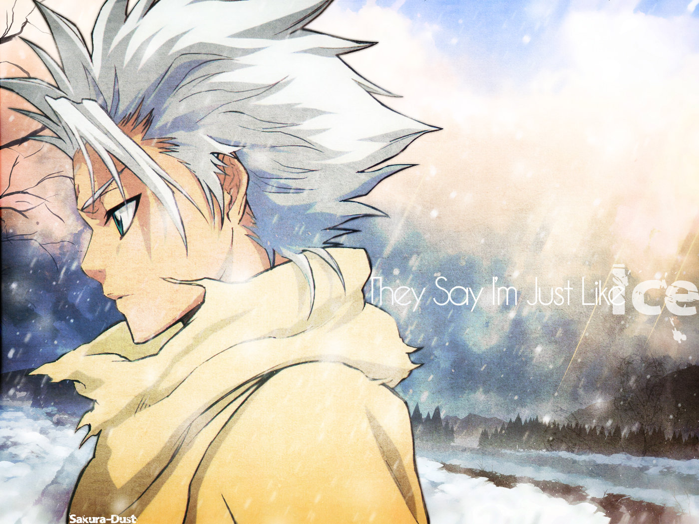 Best Toshiro Hitsugaya wallpaper ID:418436 for High Resolution hd 1400x1050 computer