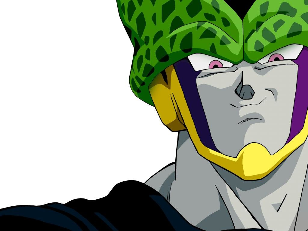 Download hd 1024x768 Cell (Dragon Ball) desktop wallpaper ID:462157 for free