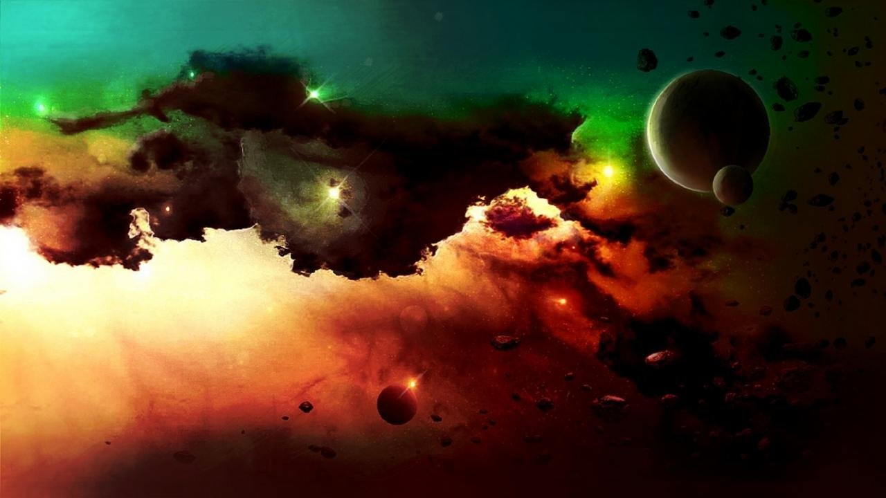 download 720p cool space desktop wallpaper id:398620 for free