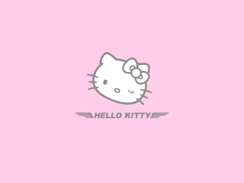 Free download Hello Kitty background ID:93306 hd 1024x768 for PC