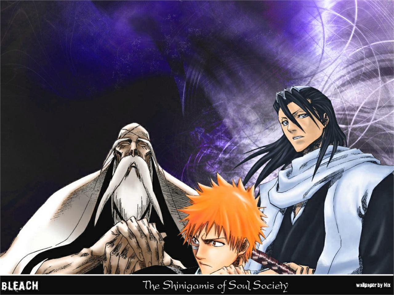 Download hd 1280x960 Bleach desktop wallpaper ID:412968 for free