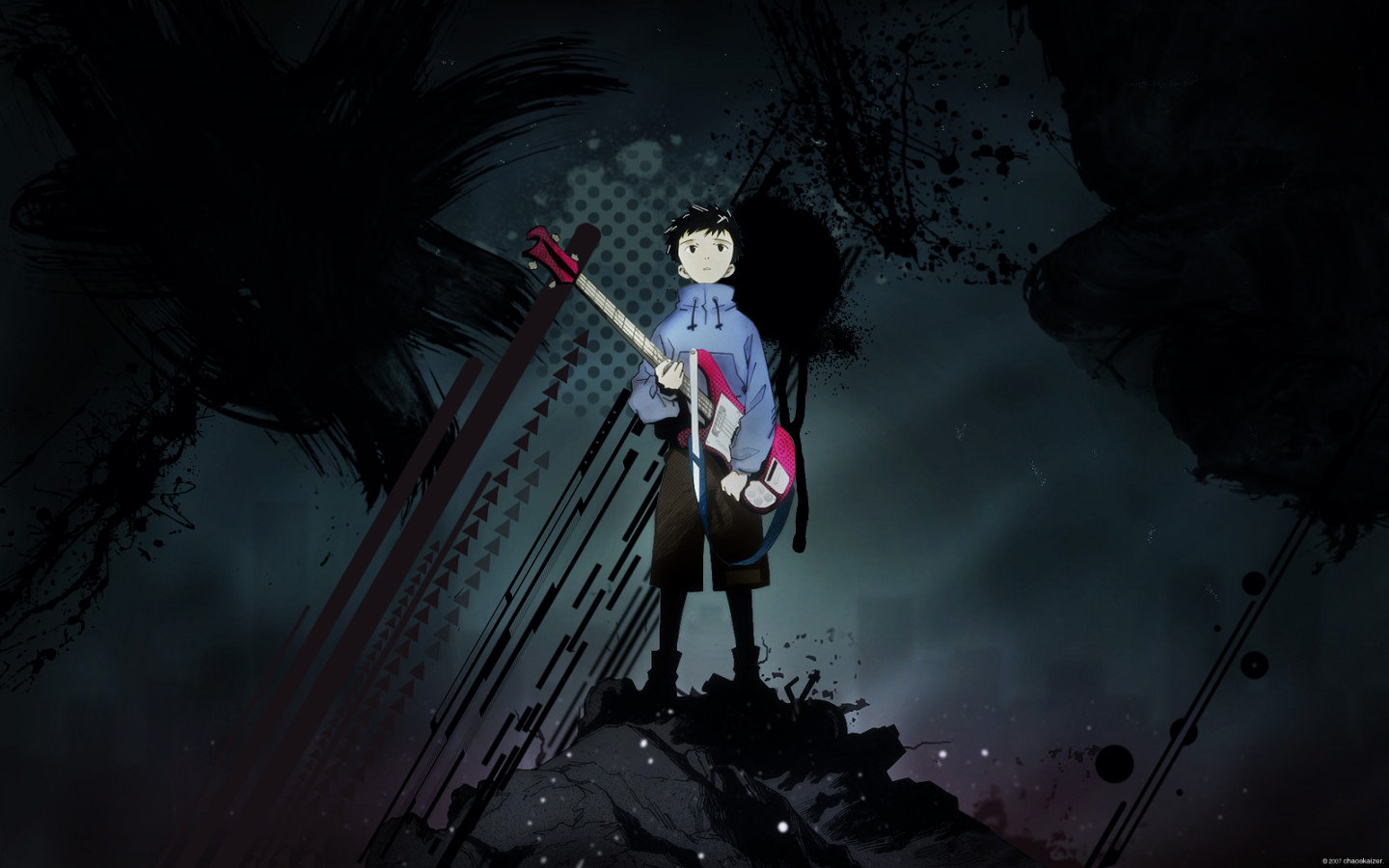 Awesome FLCL free background ID:339585 for hd 1440x900 computer