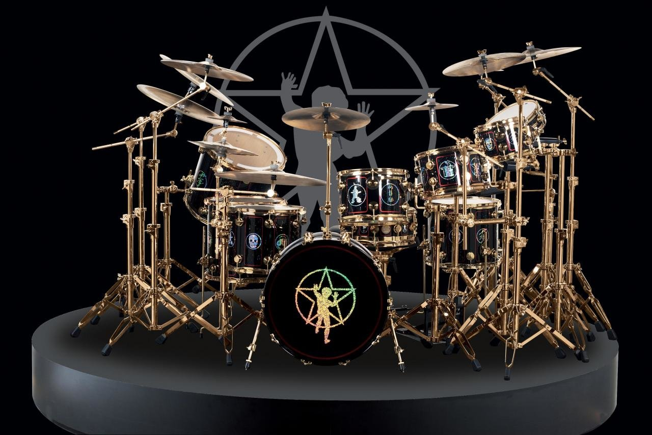 Best Drum Set Wallpaper Id 211985 For High Resolution Hd 1280x854