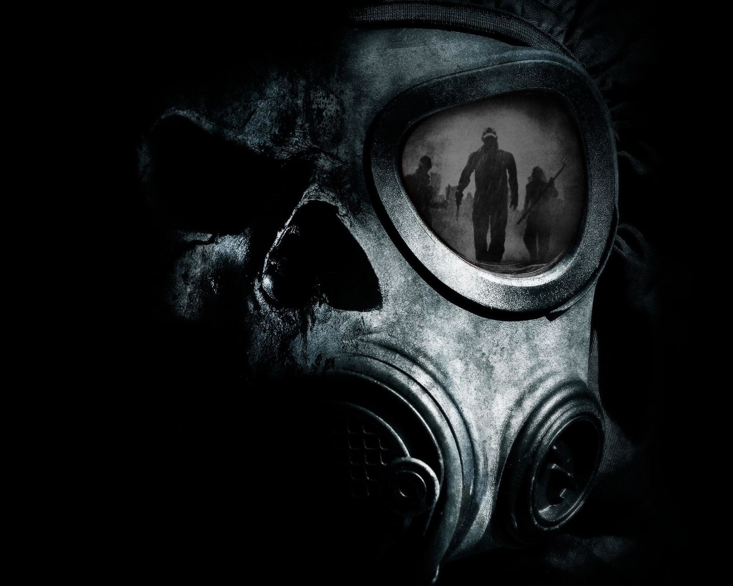 Free Gas Mask high quality background ID:161486 for hd 2560x2048 PC
