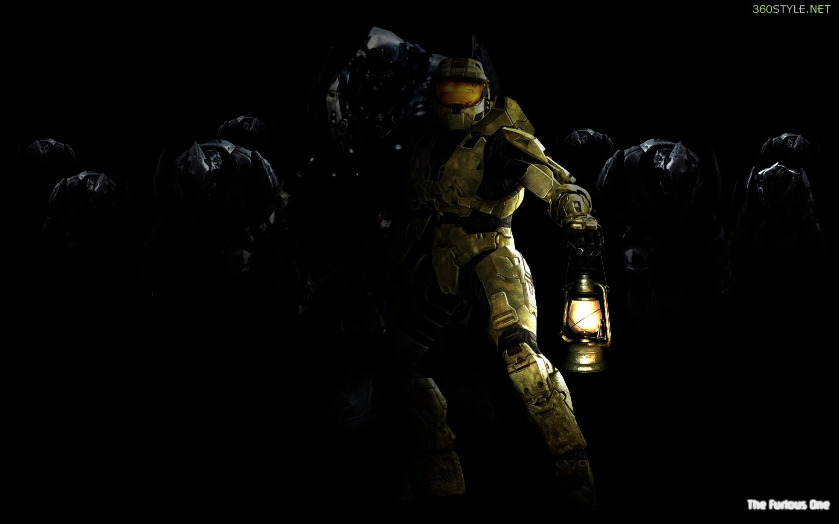 High resolution Halo hd 1680x1050 background ID:105017 for computer