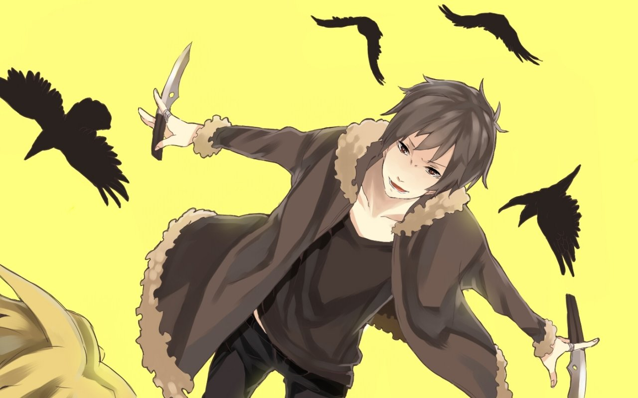 Free Izaya Orihara high quality wallpaper ID:321262 for hd 1280x800 desktop