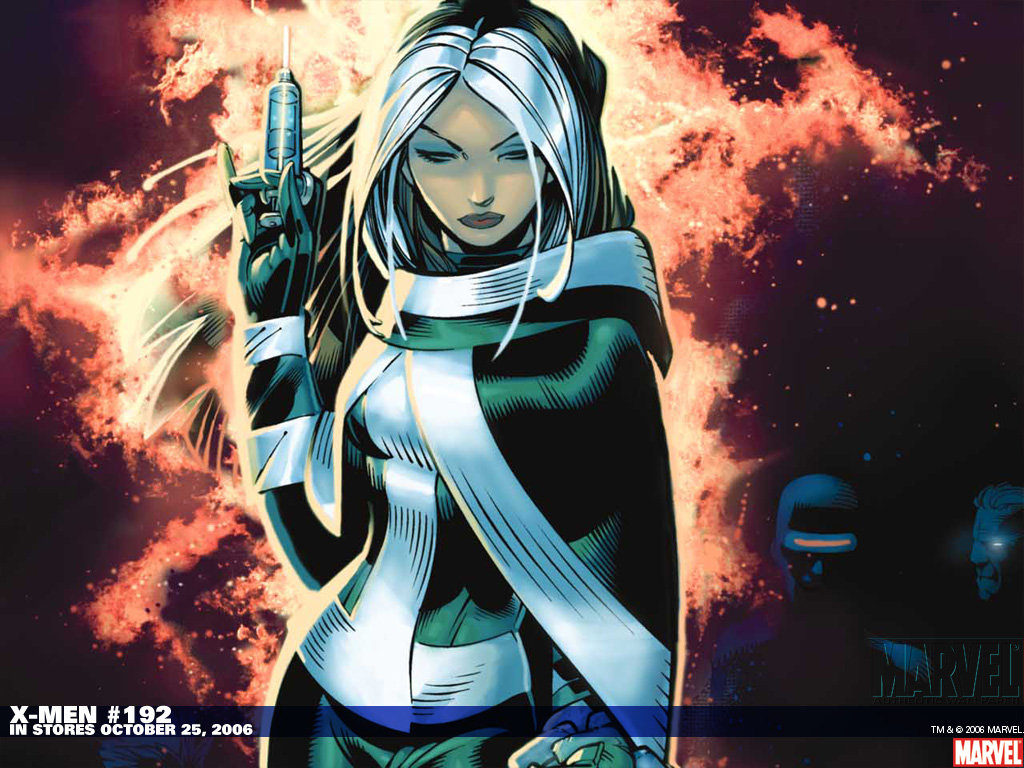 Awesome Rogue (X-men) free wallpaper ID:326607 for hd 1024x768 computer
