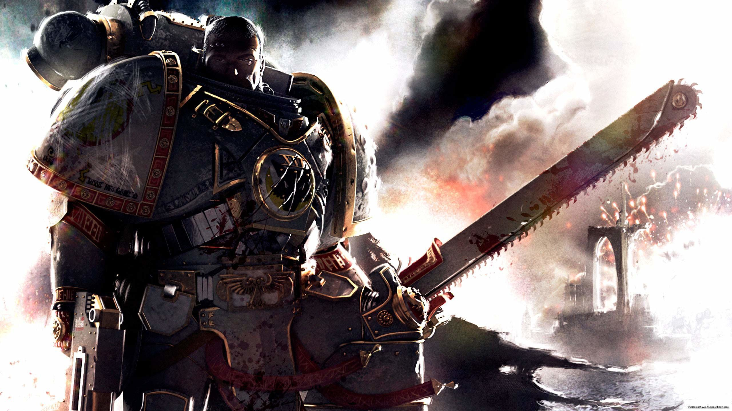 Warhammer 40k Wallpapers 2560x1440 Desktop Backgrounds