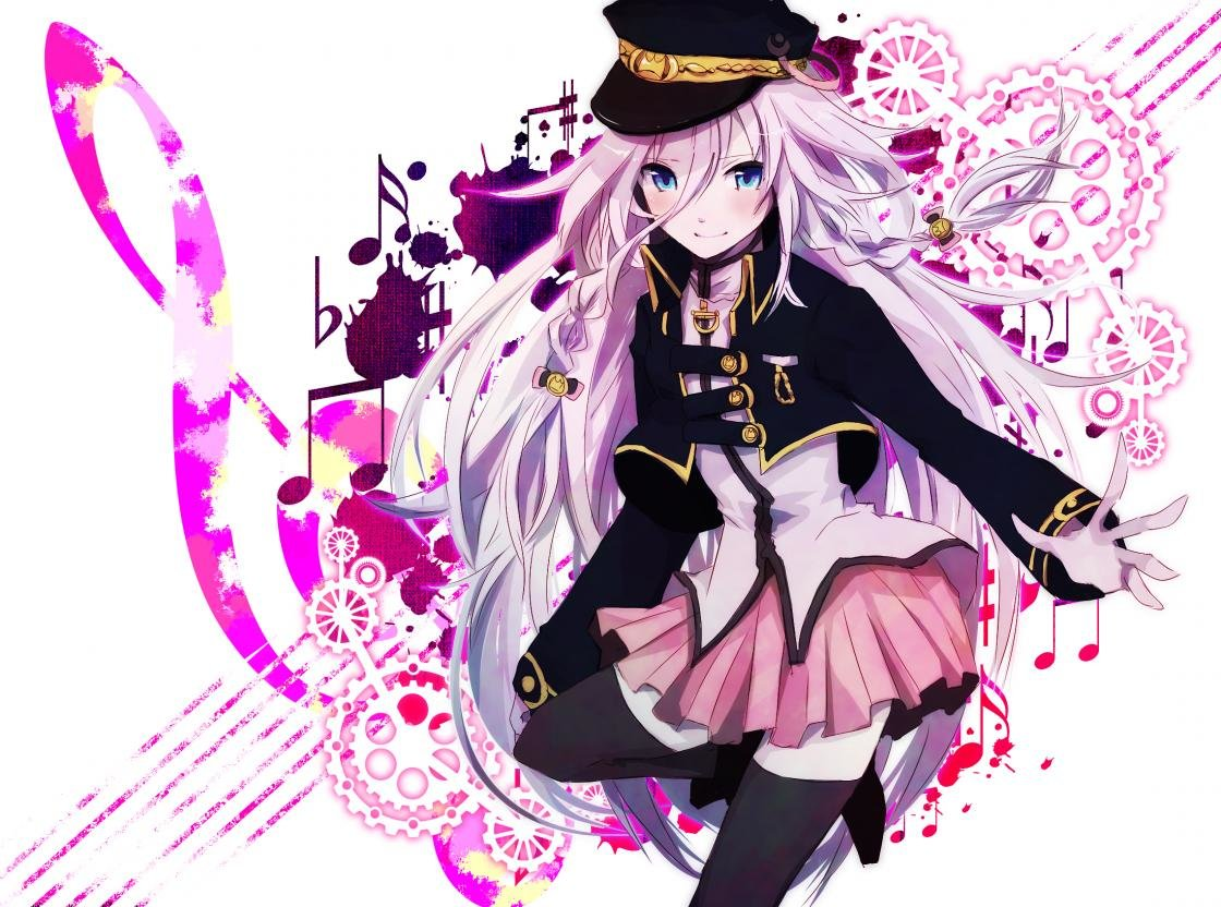Free IA (Vocaloid) high quality wallpaper ID:229 for hd 1120x832 PC