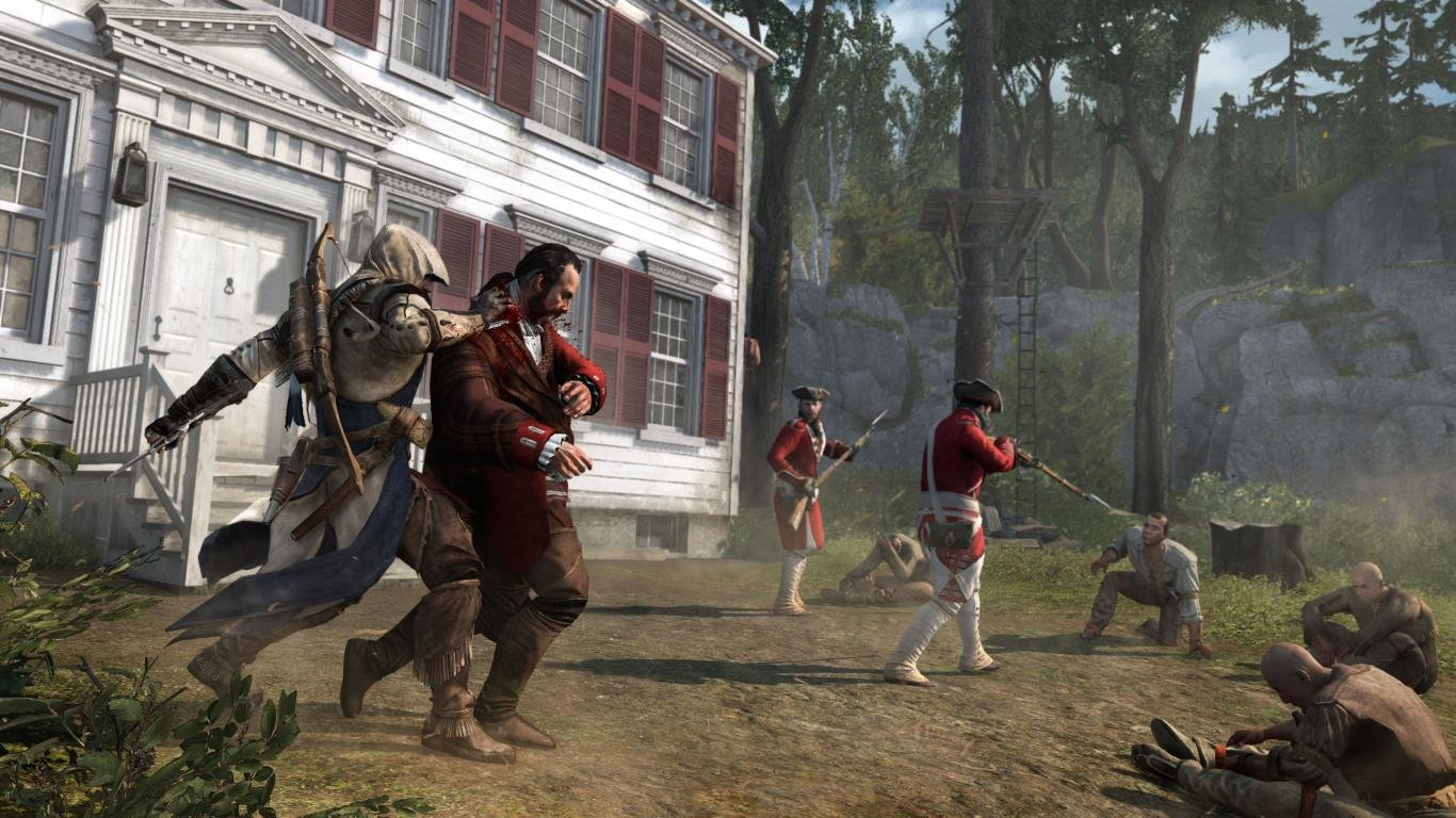 Best Assassin S Creed 3 Wallpaper Id 447340 For High Resolution Hd