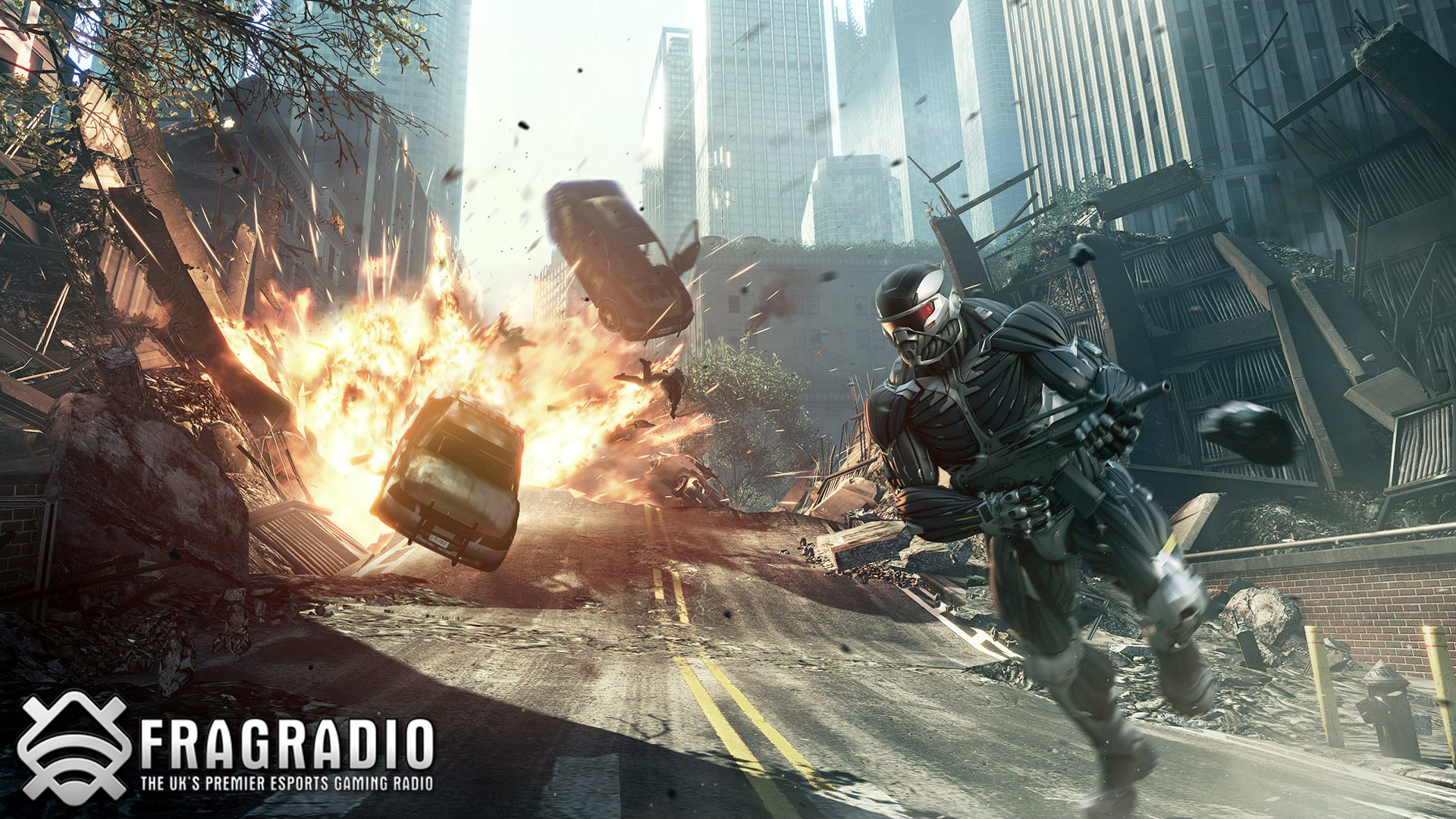 Best Crysis 2 background ID:379737 for High Resolution 1080p computer