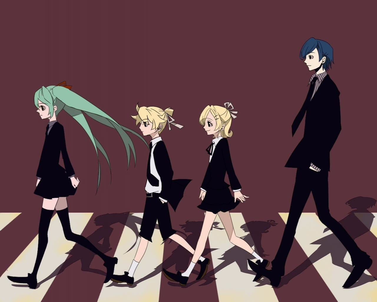 Free Vocaloid high quality wallpaper ID:3952 for hd 1280x1024 desktop