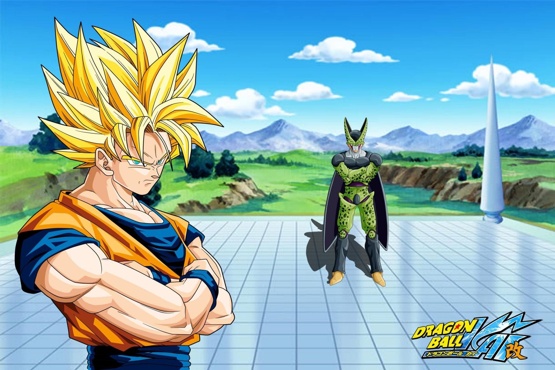 Free download Dragon Ball Z (DBZ) background ID:462370 hd
