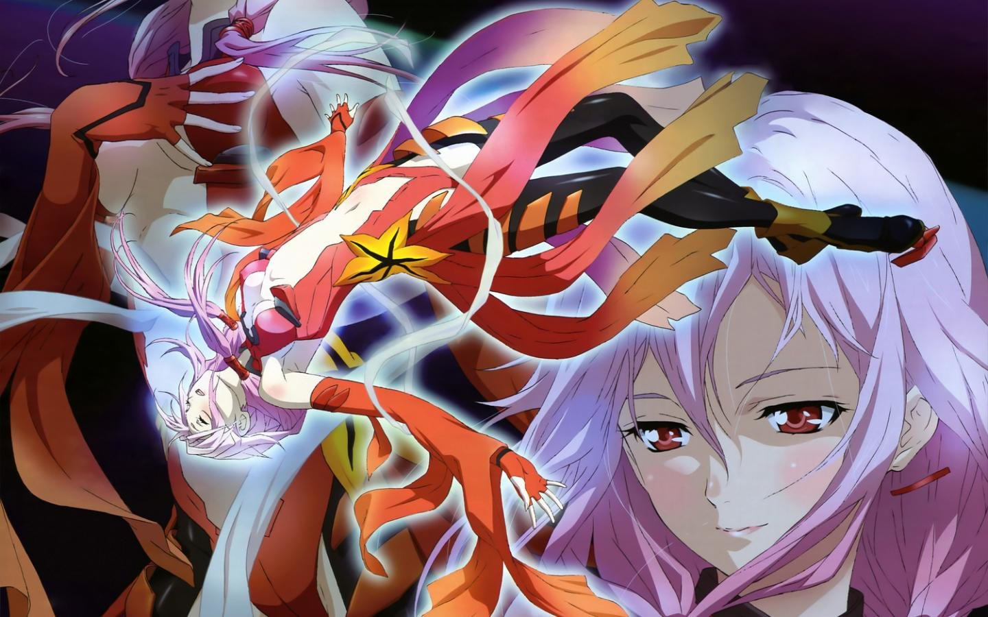 Download hd 1440x900 Guilty Crown PC background ID:254587 for free