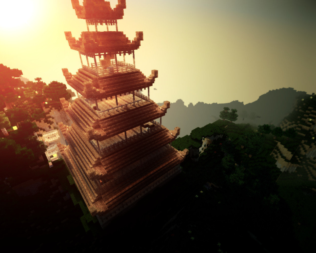 Awesome Minecraft free wallpaper ID:385673 for hd 1280x1024 PC