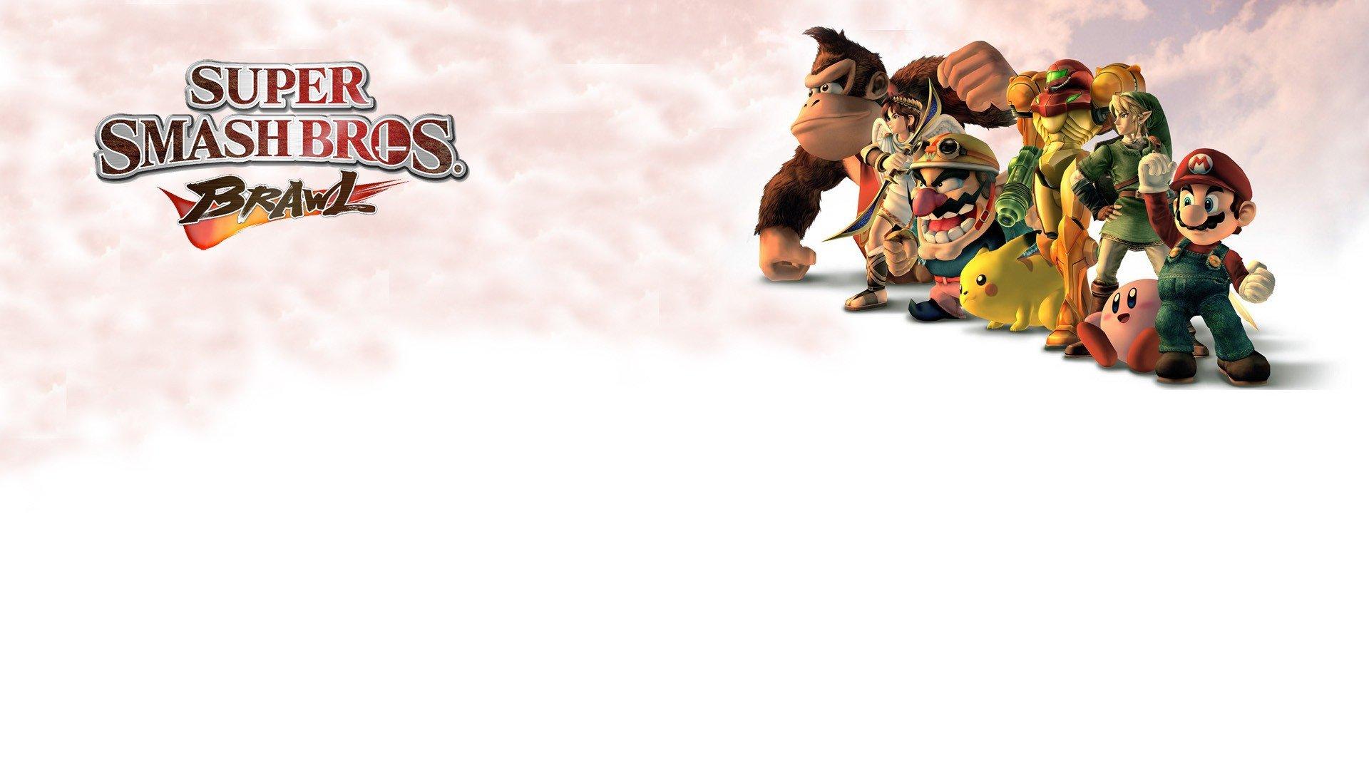 Super Smash Bros Brawl Wallpapers 1920x1080 Full Hd 1080p