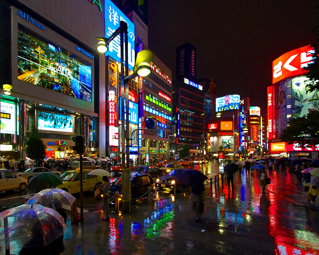 High resolution Tokyo hd 1280x1024 wallpaper ID:484975 for computer