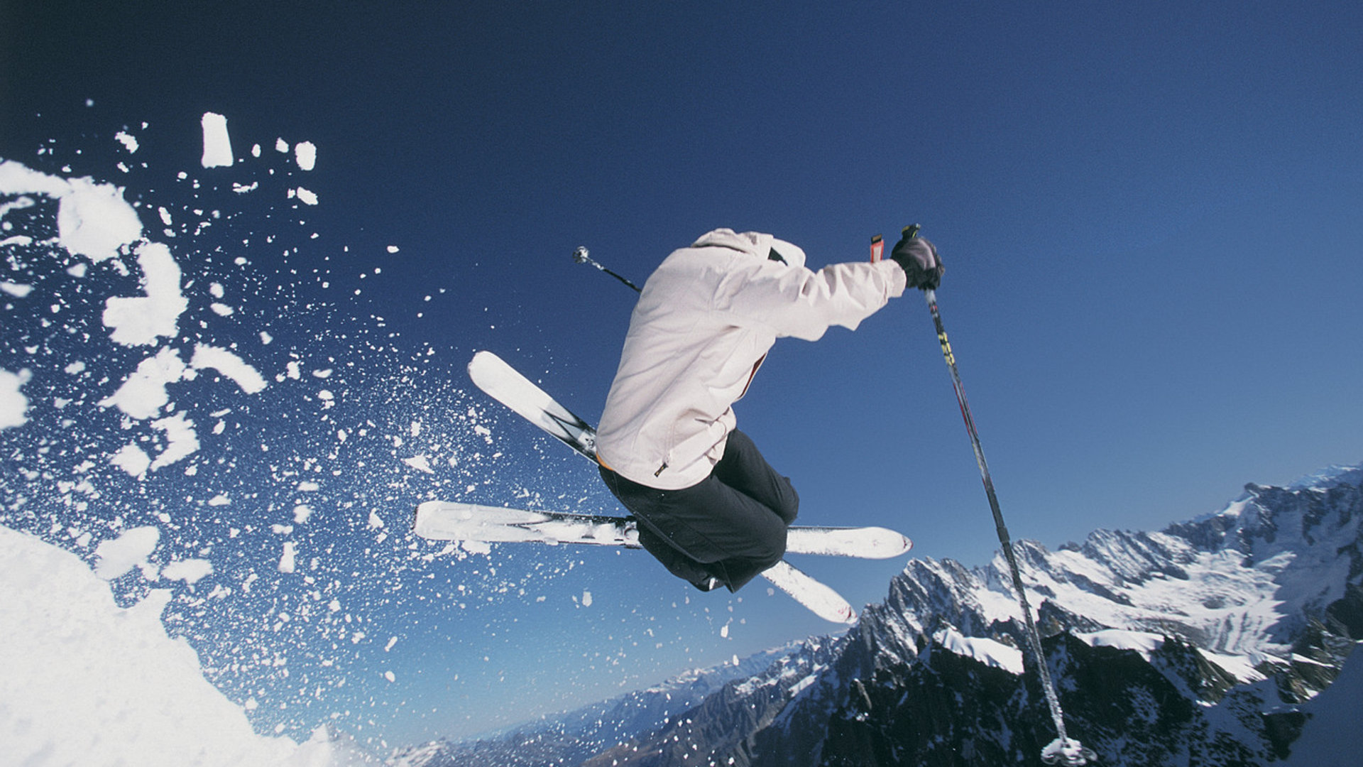 High resolution Skiing full hd 1920x1080 background ID:27265 for PC