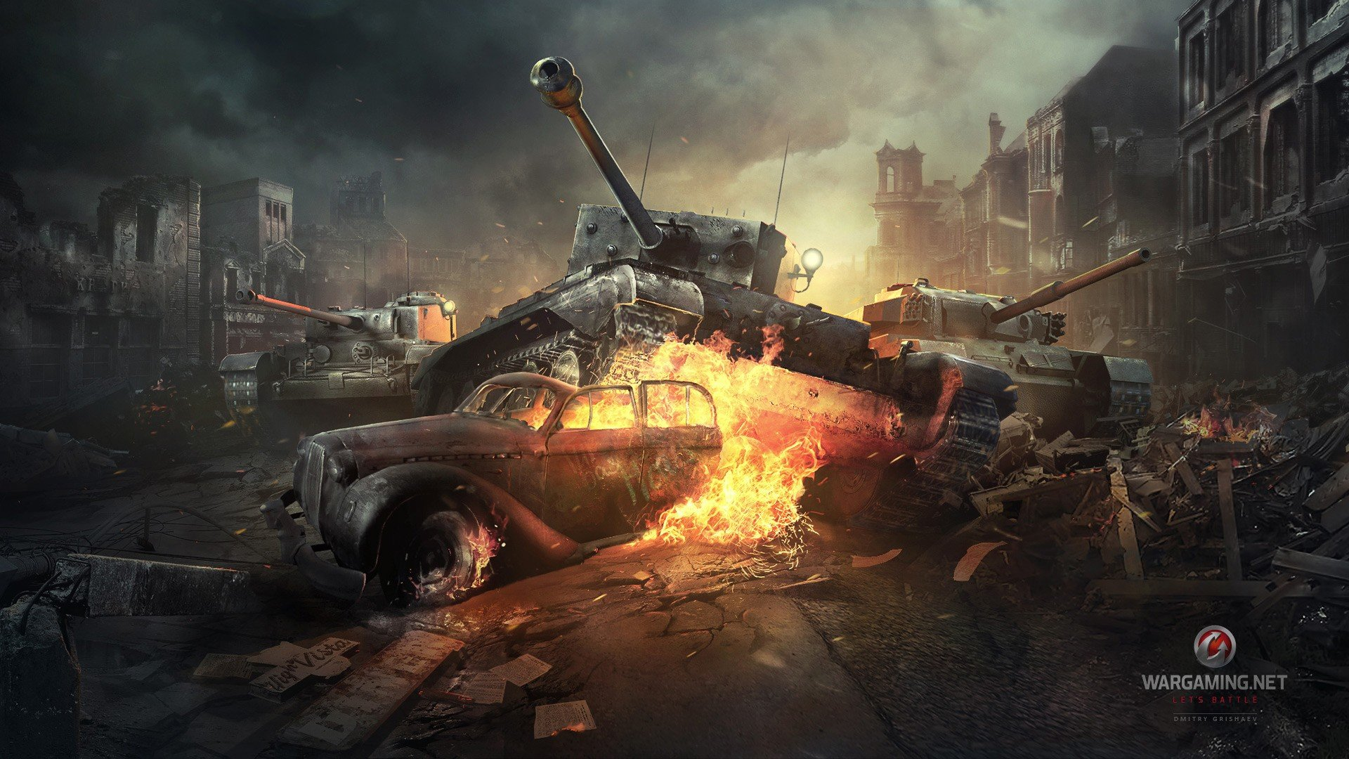 High Resolution World Of Tanks Wot Hd 1080p Wallpaper Id 45057