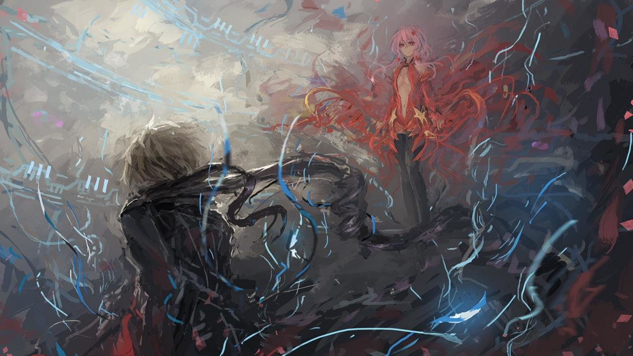 High resolution Guilty Crown hd 720p background ID:254399 for desktop