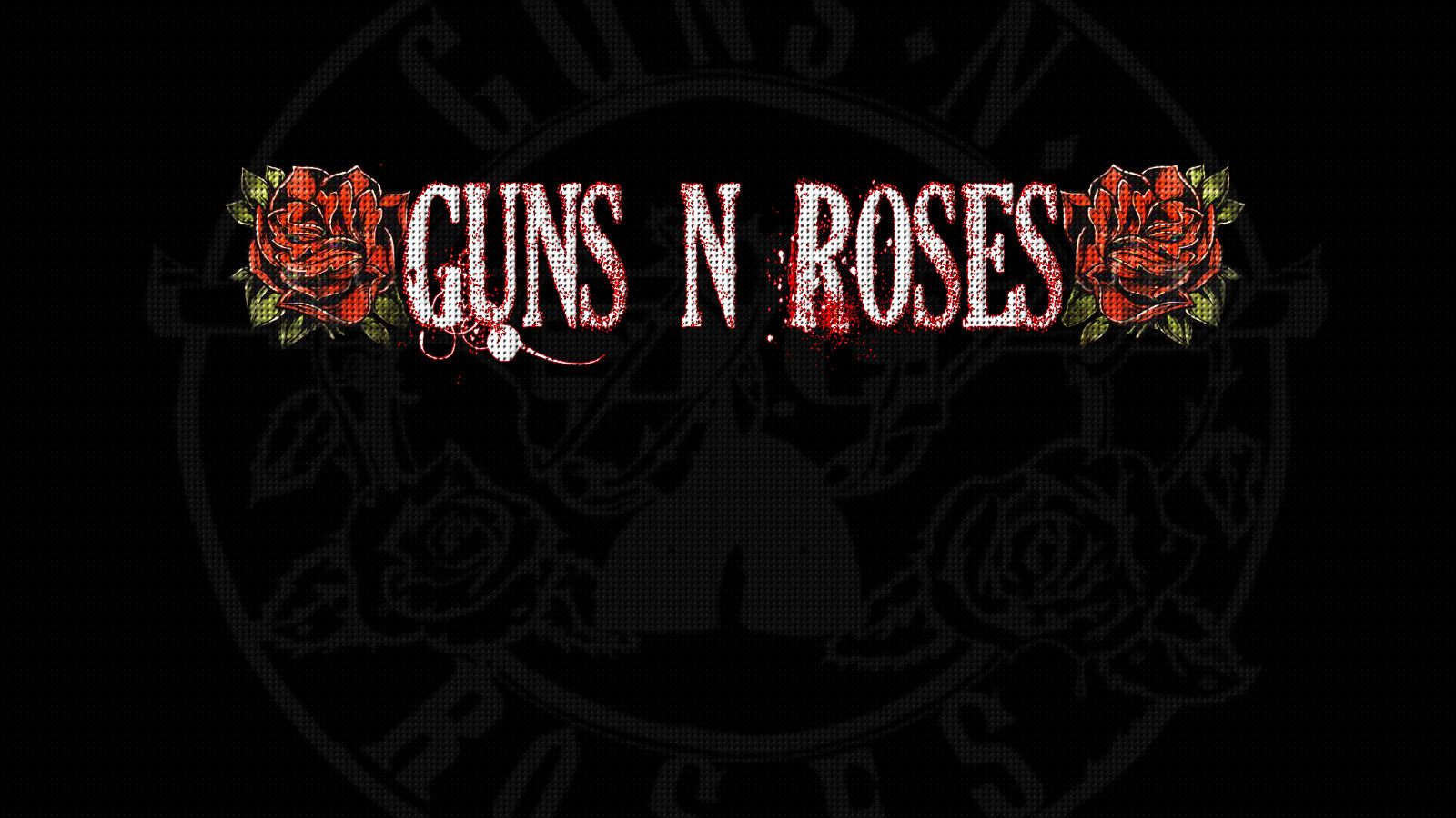 Free Download Guns N Roses Wallpaper Id 256838 Hd 1600x900 For