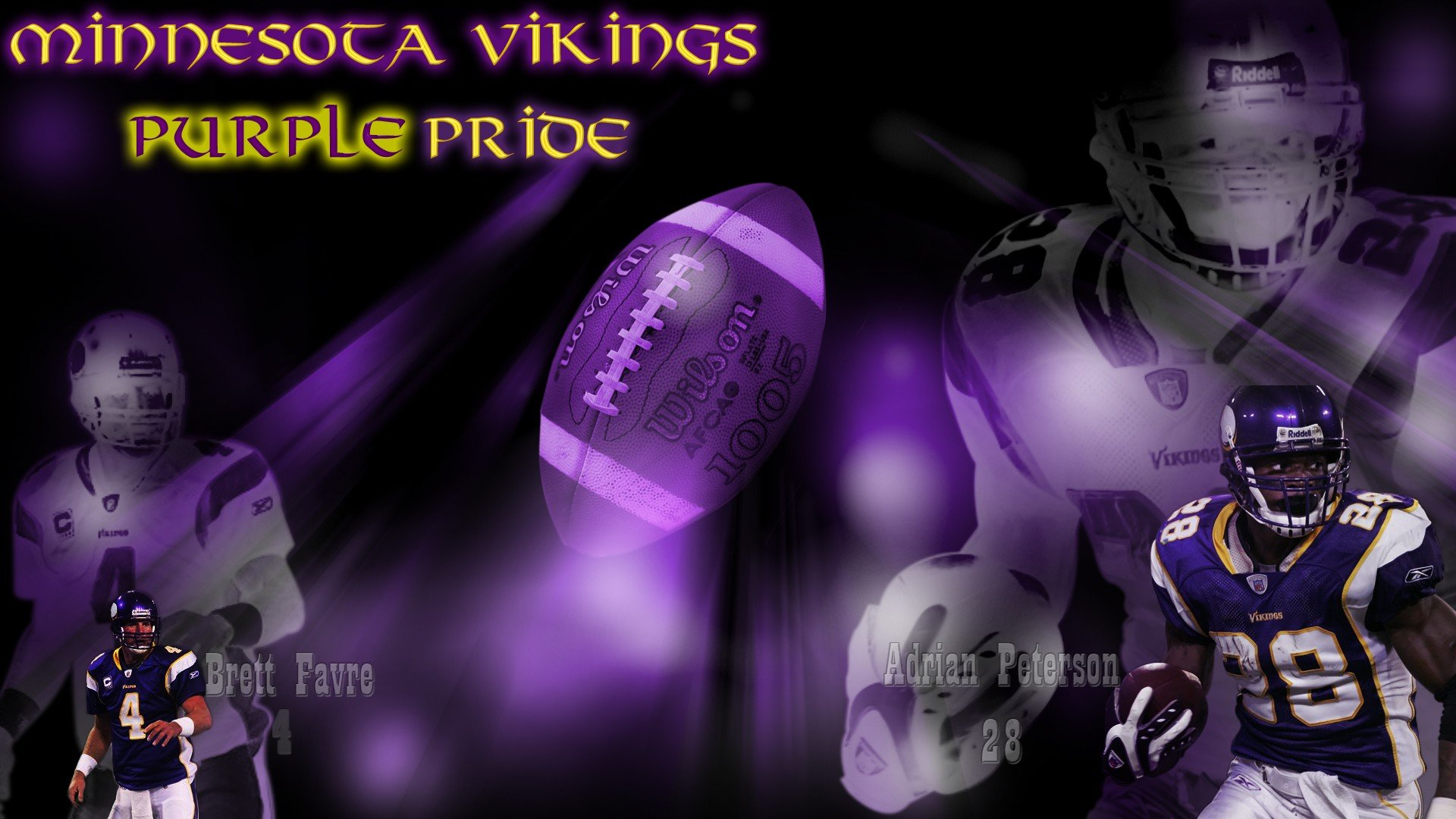 Minnesota Vikings Wallpapers 1920x1080 Full Hd 1080p Desktop