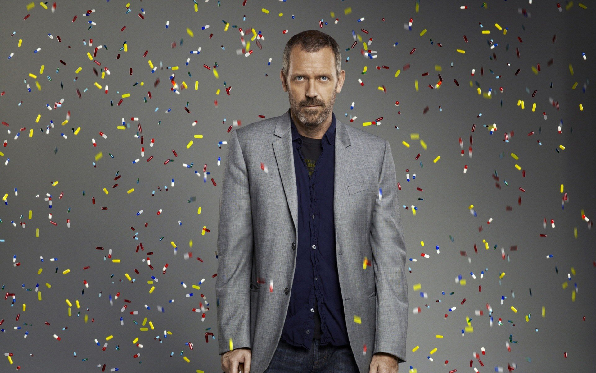 Awesome Dr. House free wallpaper ID:156733 for hd 1920x1200 desktop