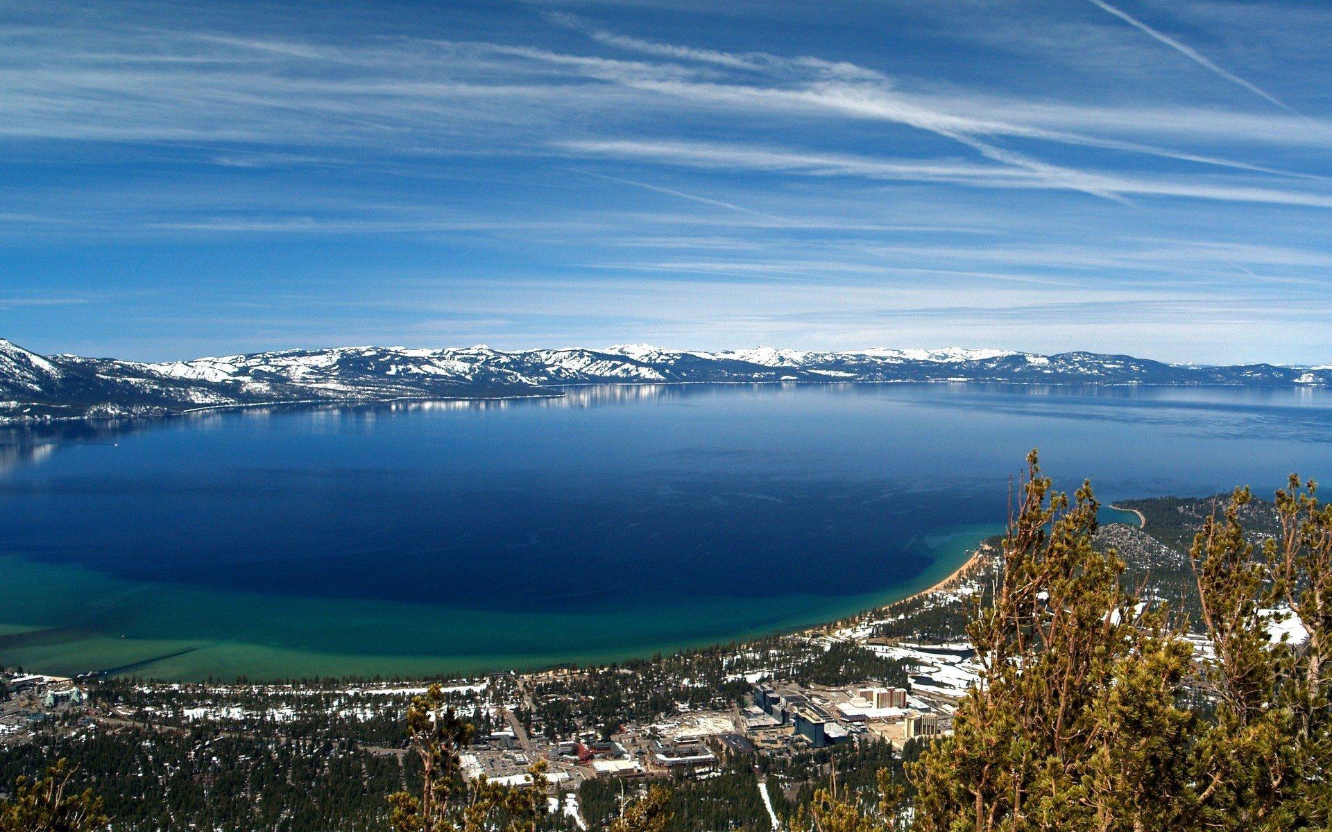 Lake Tahoe Wallpapers 1920x1200 Desktop Backgrounds