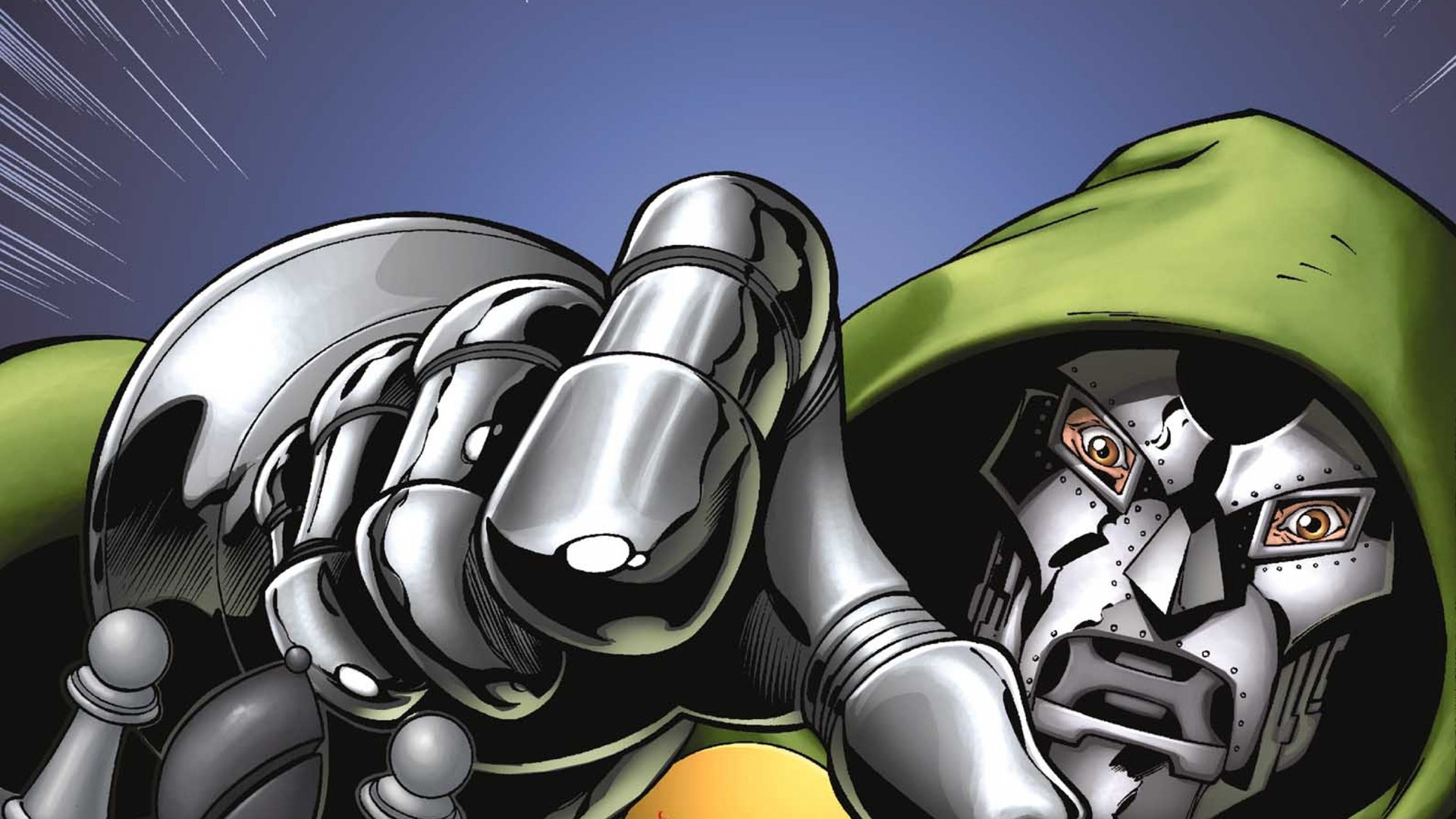 Free Doctor Doom high quality background ID:234110 for full hd desktop