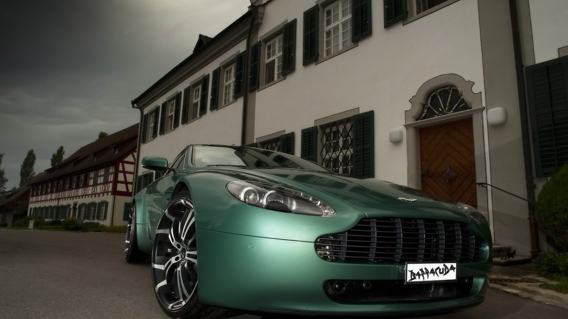 Free download Aston Martin V8 Vantage wallpaper ID:326464 full hd 1080p for PC
