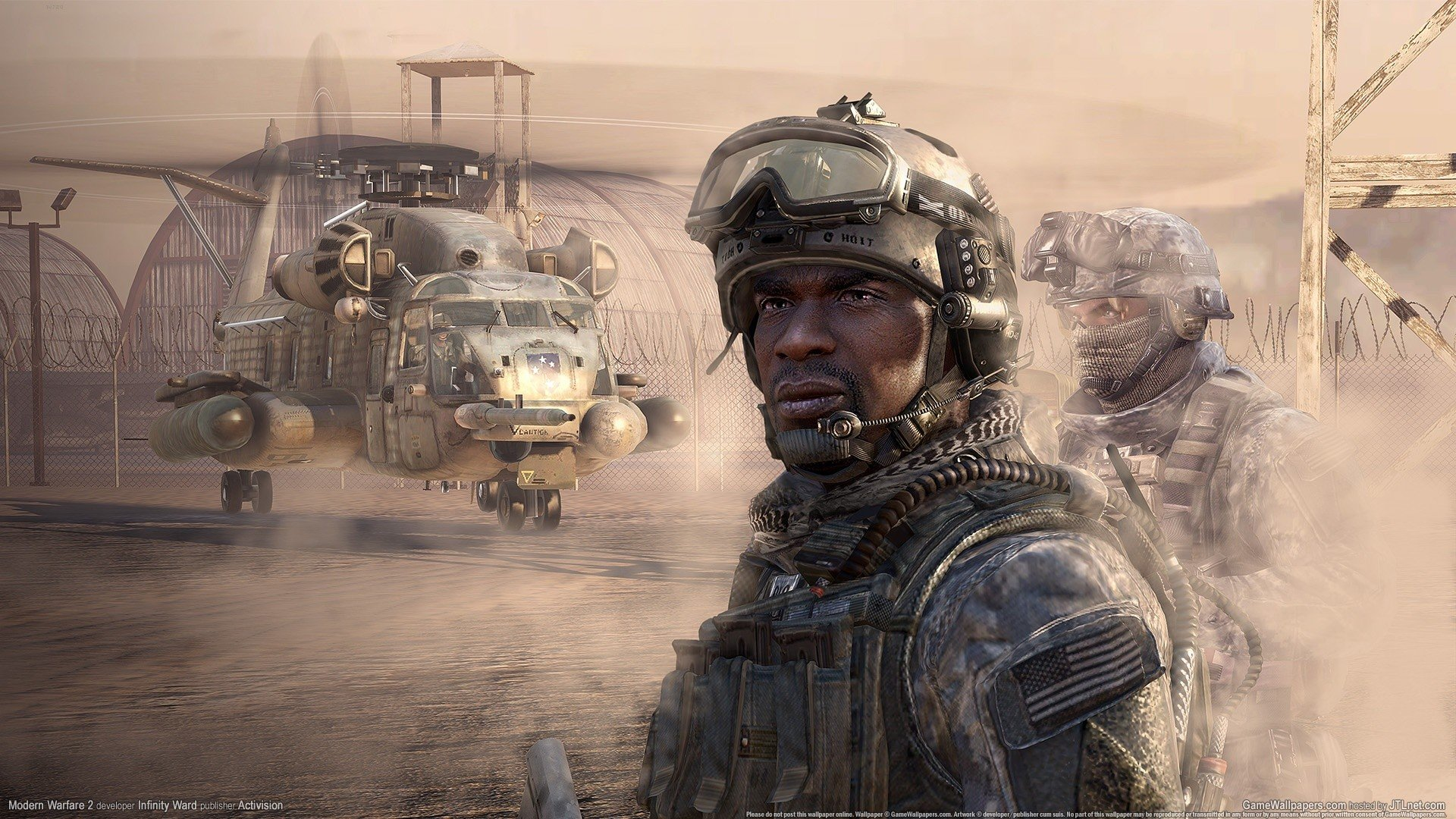 Call Of Duty: Modern Warfare 2 (MW2) wallpapers 1920x1080 ...