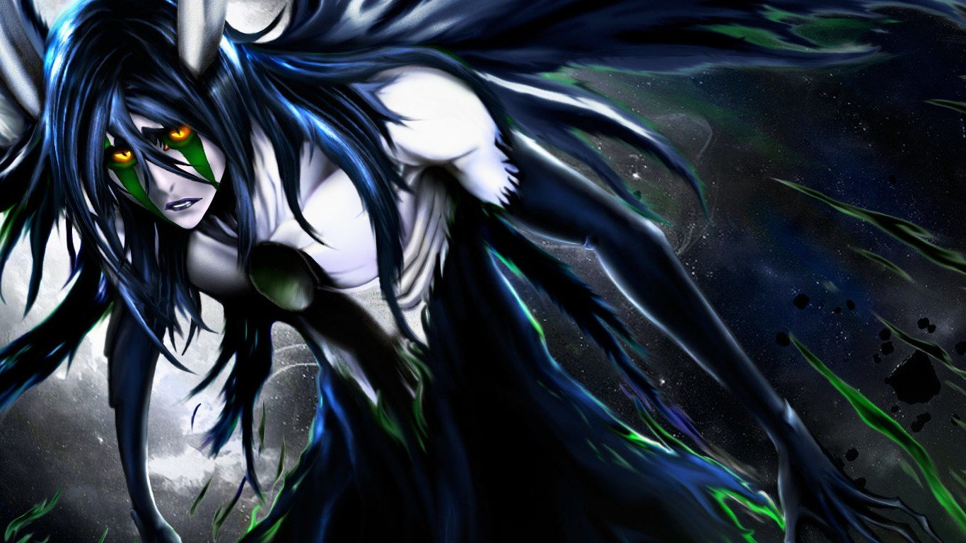 High resolution Ulquiorra Cifer hd 1366x768 wallpaper ID:418951 for computer