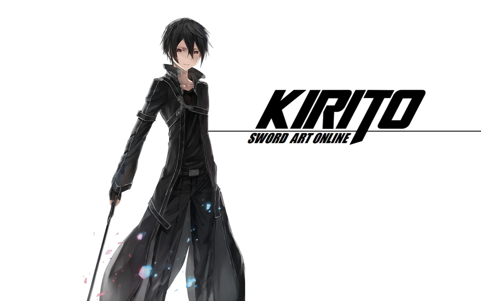 Awesome Kirito (SAO) free wallpaper ID:180819 for hd 1680x1050 computer