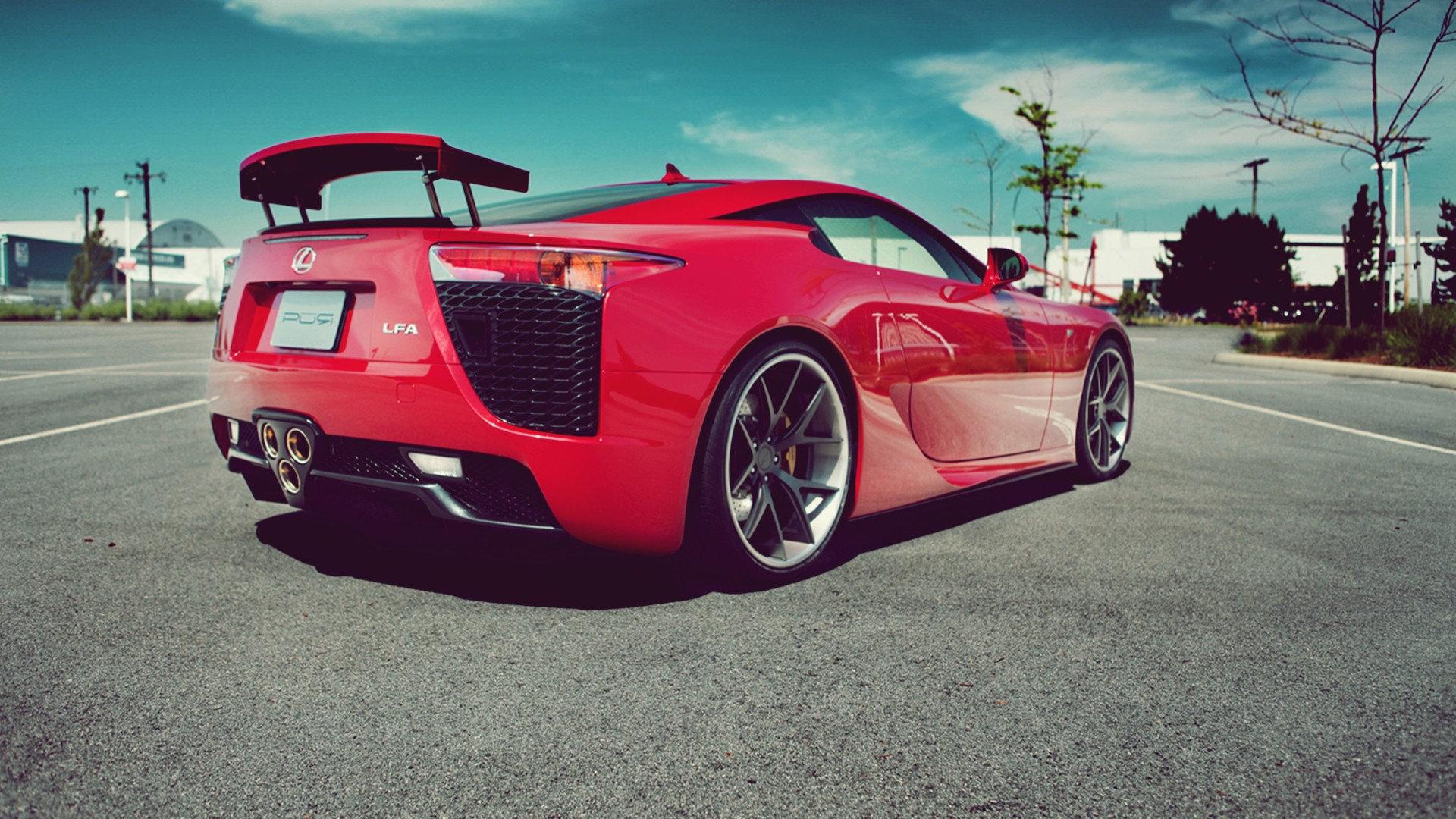 Free Download Lexus Lfa Background Id 161652 Full Hd 1080p For Desktop