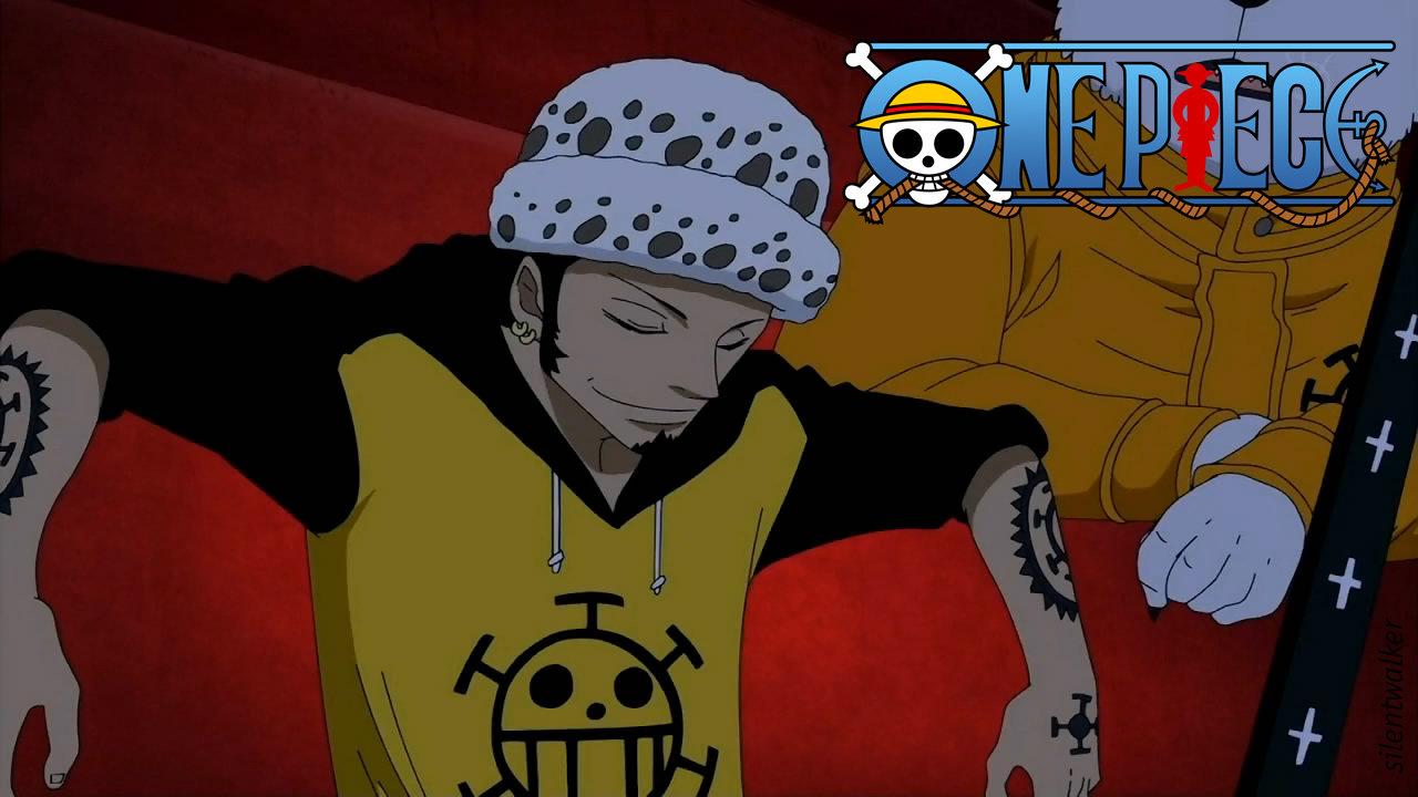 Download 720p Trafalgar Law computer background ID:314714 for free