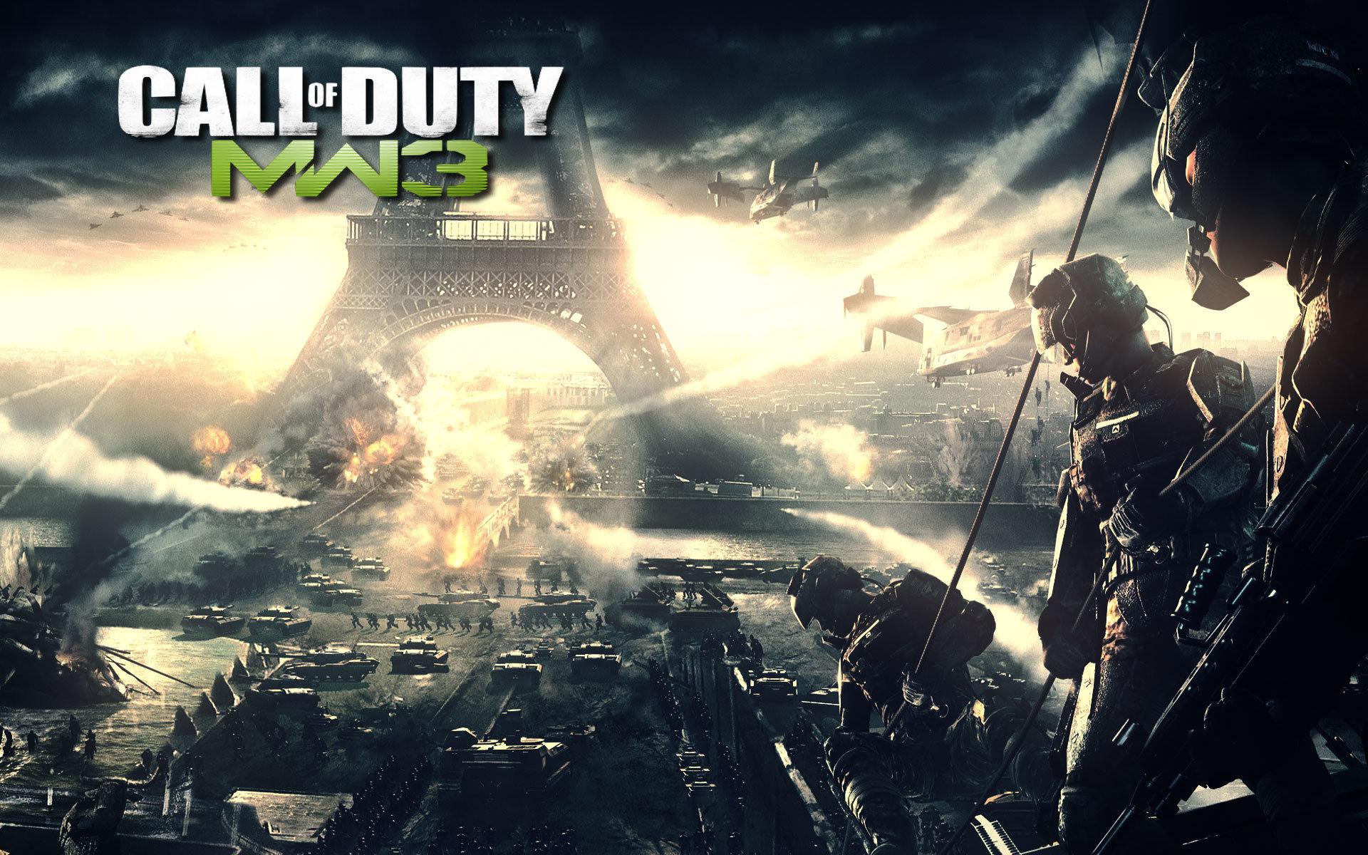 Free Download Call Of Duty Modern Warfare 3 MW3 Wallpaper ID378494