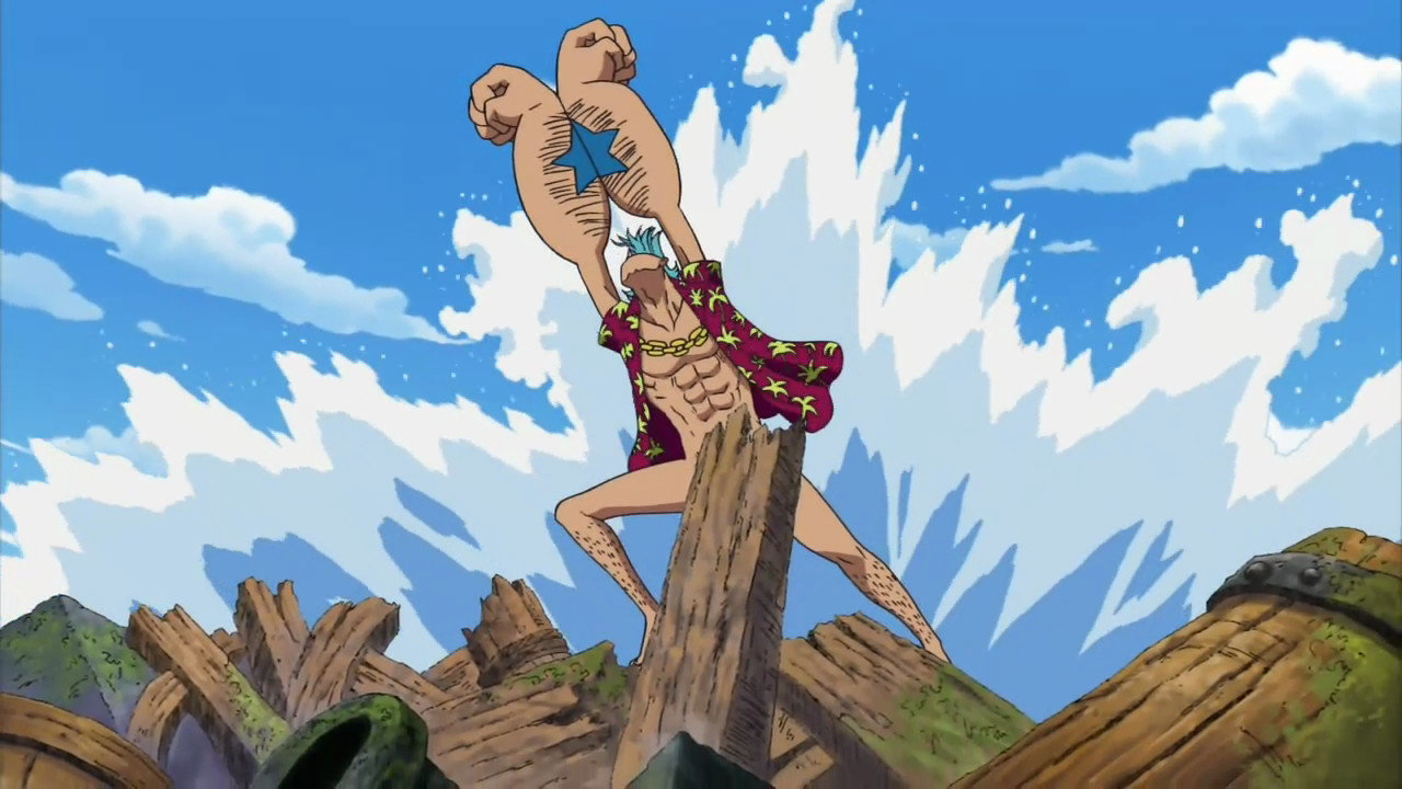 Best Franky (One Piece) background ID:314703 for High Resolution hd 1280x720 computer
