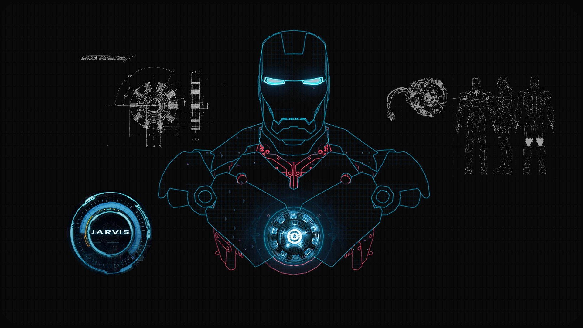 Awesome Iron Man free wallpaper ID:31 for full hd 1080p desktop