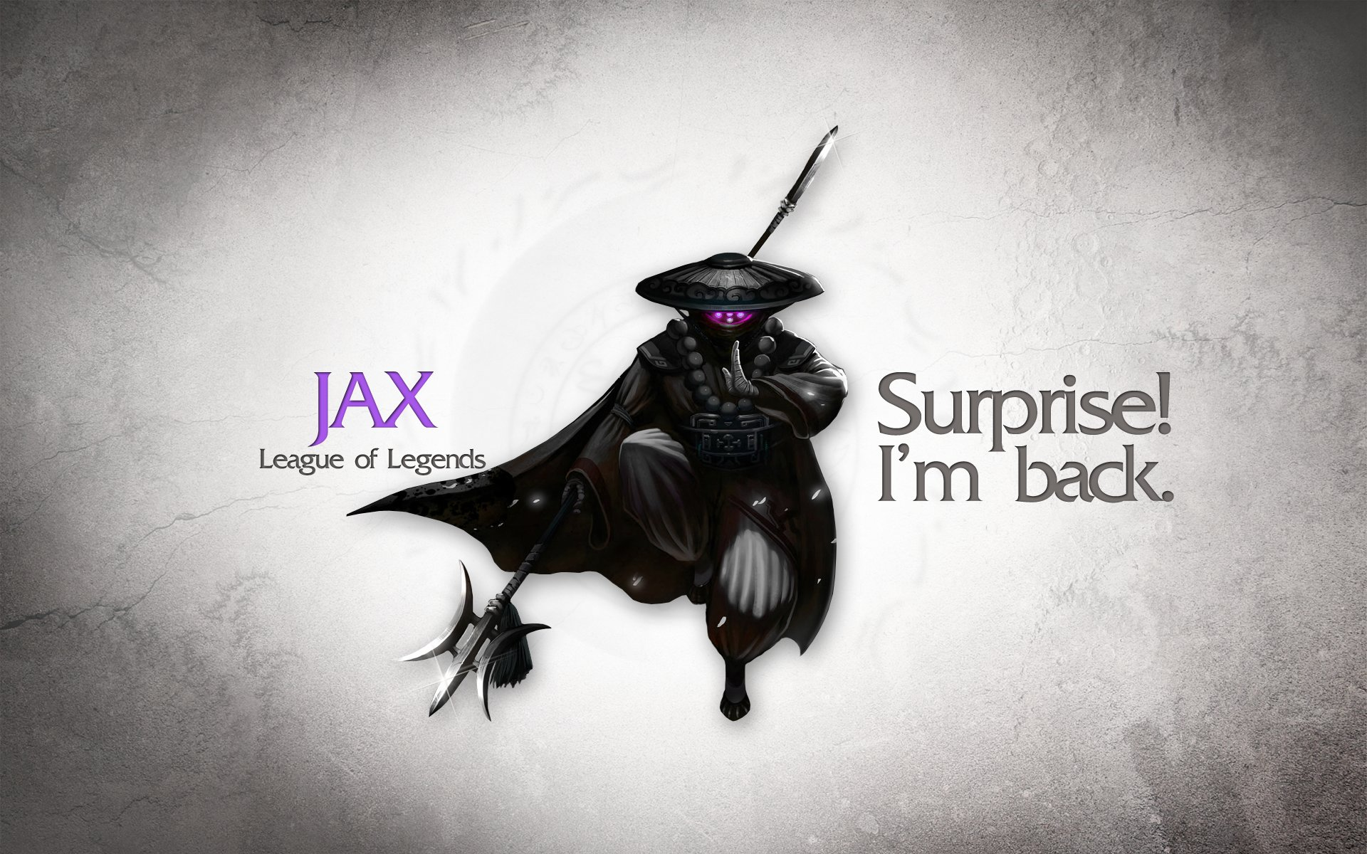Best Jax (League Of Legends) background ID:170956 for High Resolution hd 1920x1200 computer