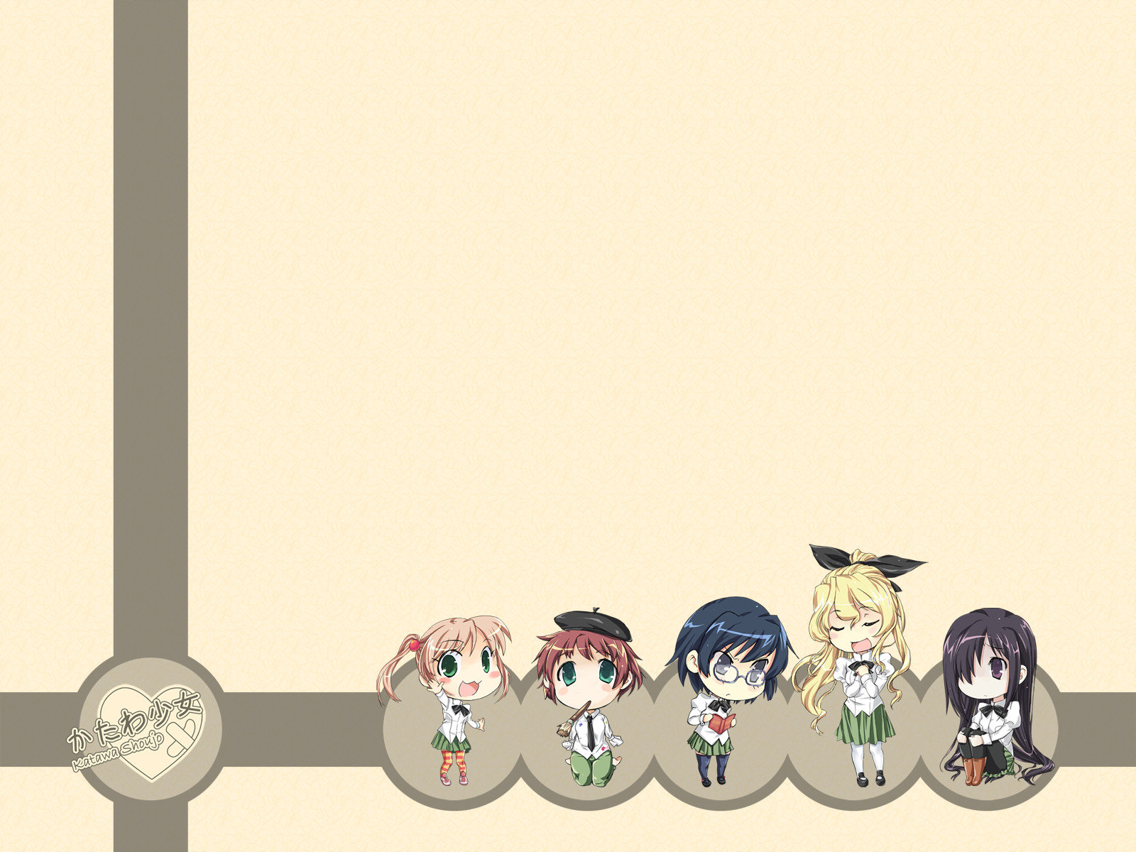 Best Katawa Shoujo background ID:101116 for High Resolution hd 1600x1200 computer