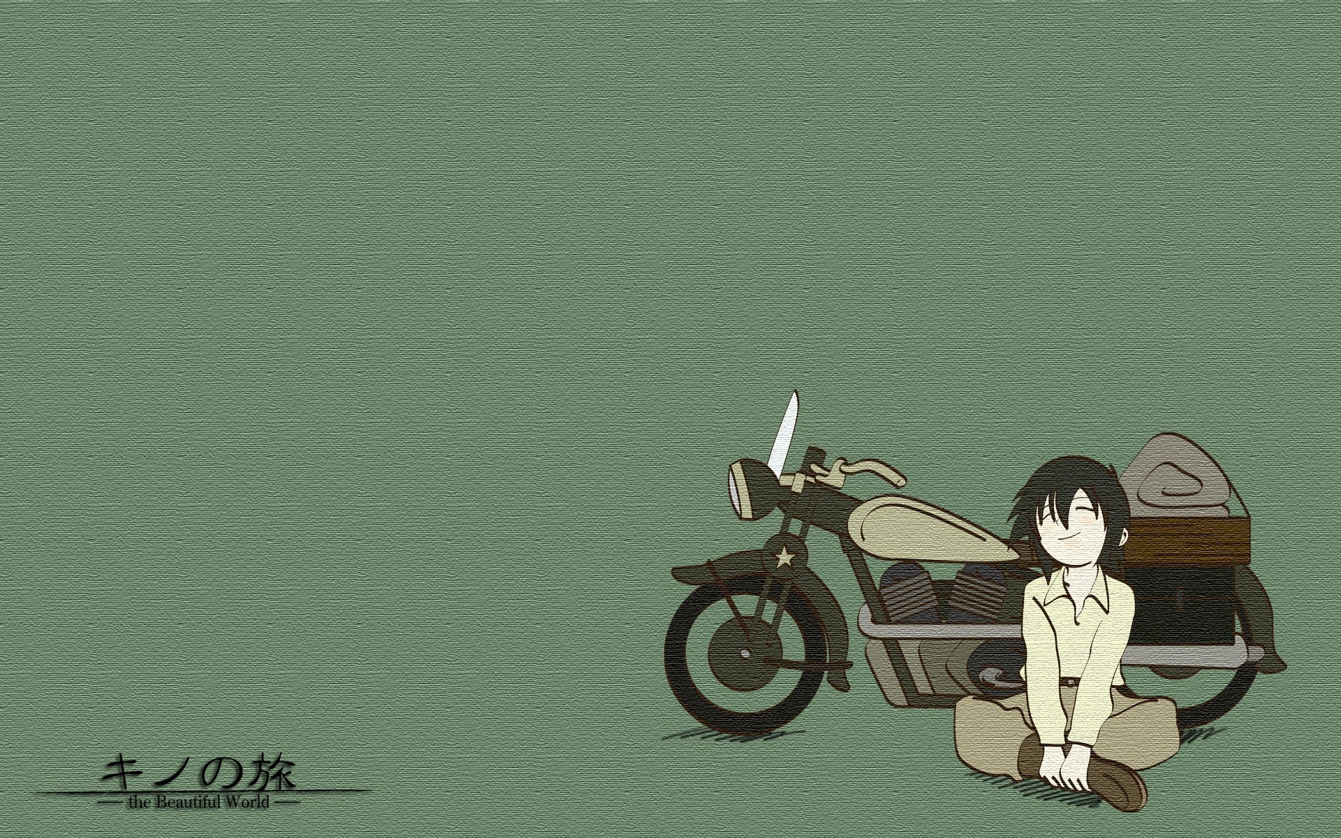 Free download Kino's Journey background ID:326581 hd 1920x1200 for desktop