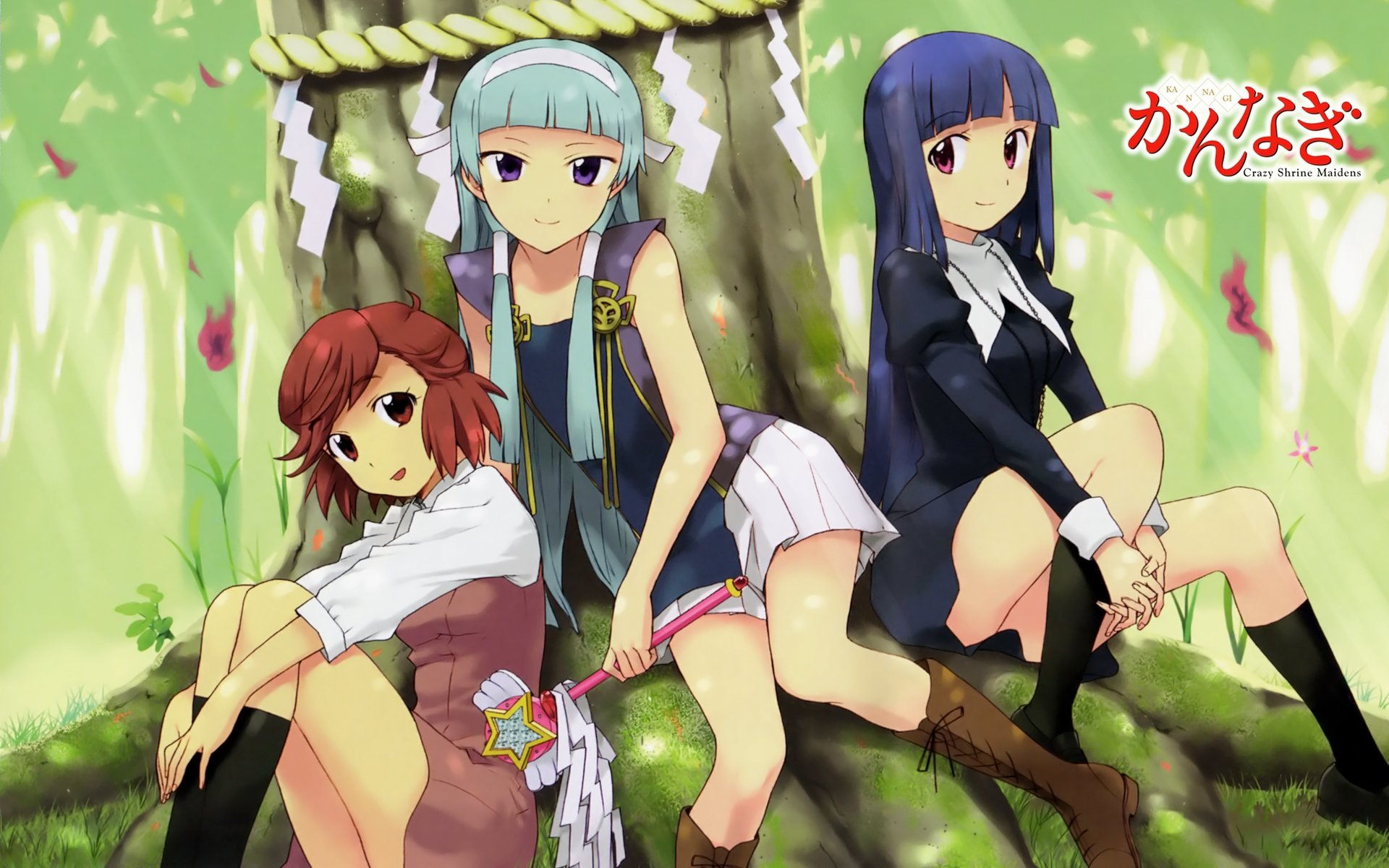 Free download Nagi (Kannagi) background ID:375992 hd 1920x1200 for computer