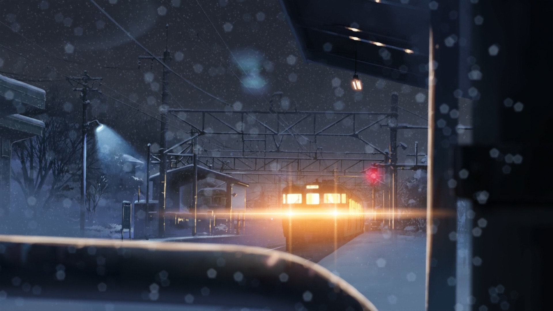 Awesome 5 (cm) Centimeters Per Second free wallpaper ID:90069 for 1080p PC