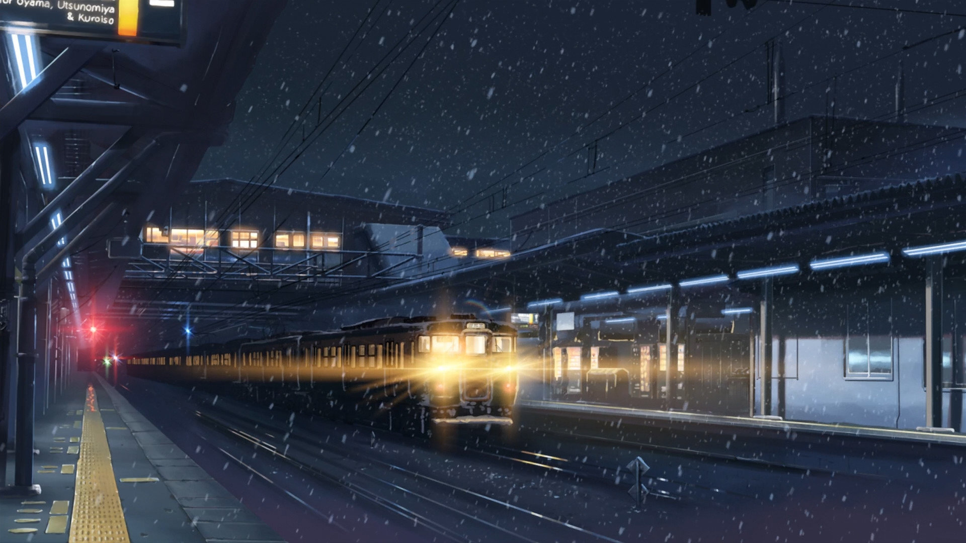 Best 5 (cm) Centimeters Per Second wallpaper ID:90068 for High Resolution hd 1080p computer
