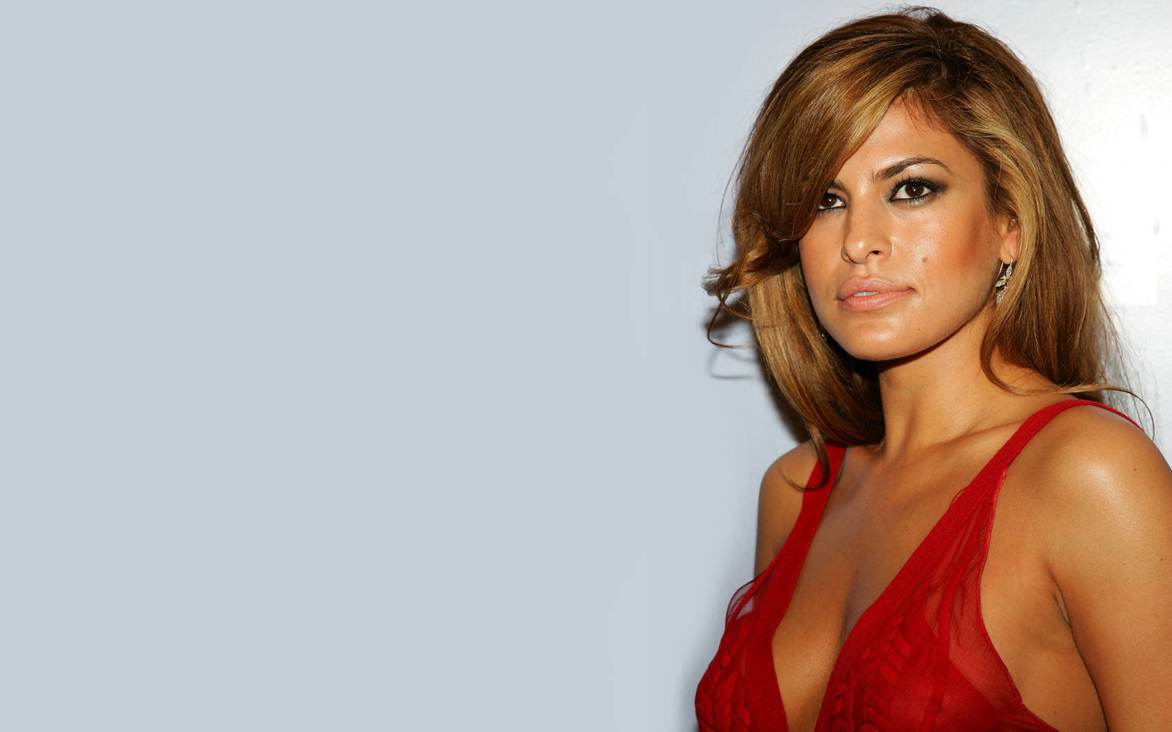 Download hd 1680x1050 Eva Mendes desktop background ID:467281 for free