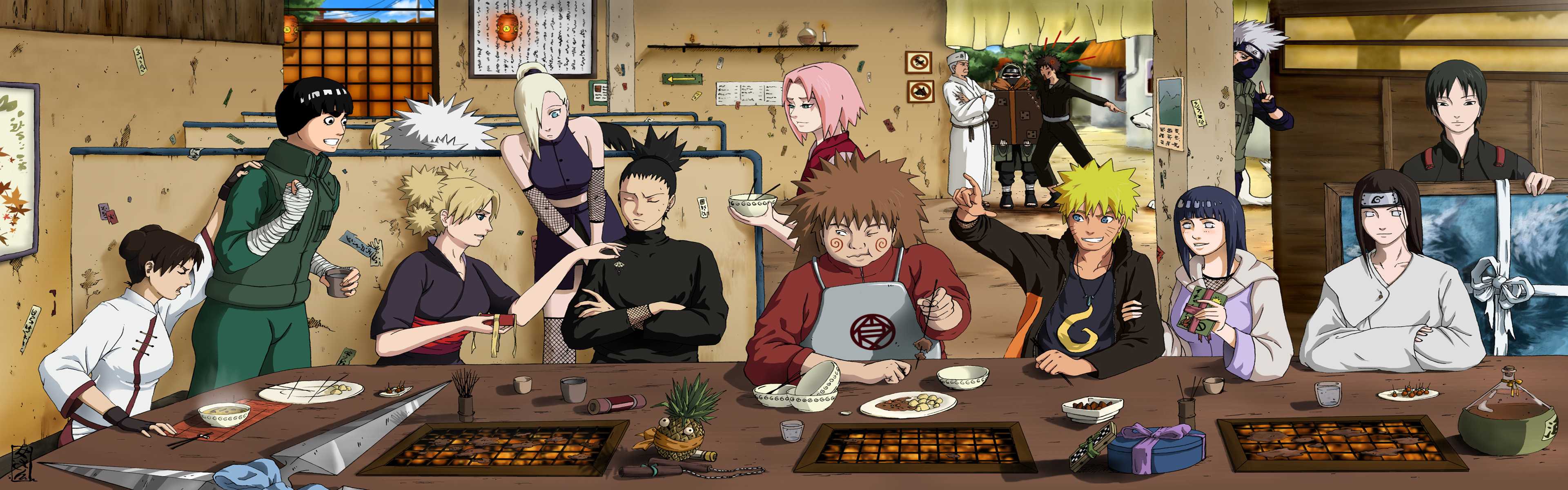 Cool Wallpaper Naruto Dual Screen - naruto-background-dual-monitor-3840x1200-396674  You Should Have_798663.jpg