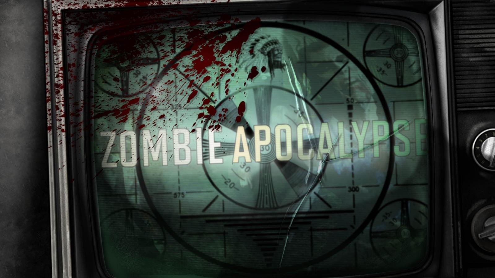 High resolution Zombie hd 1600x900 wallpaper ID:241180 for desktop