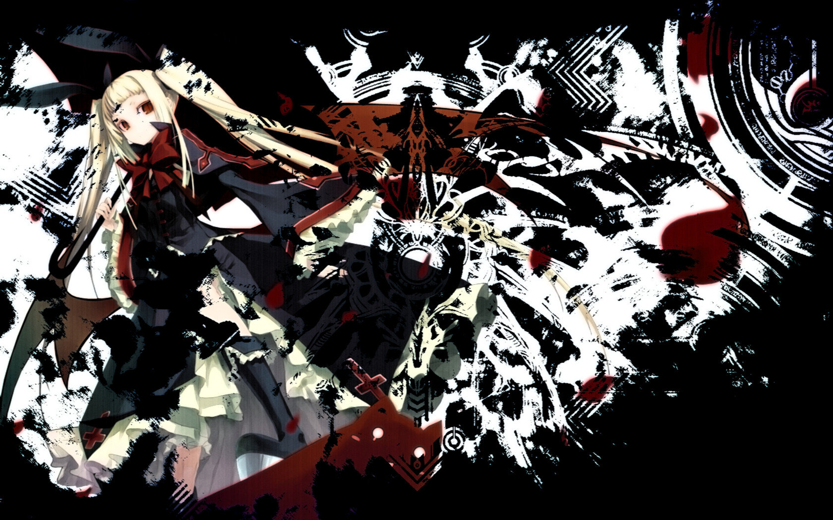 Awesome Blazblue free background ID:75492 for hd 1680x1050 computer