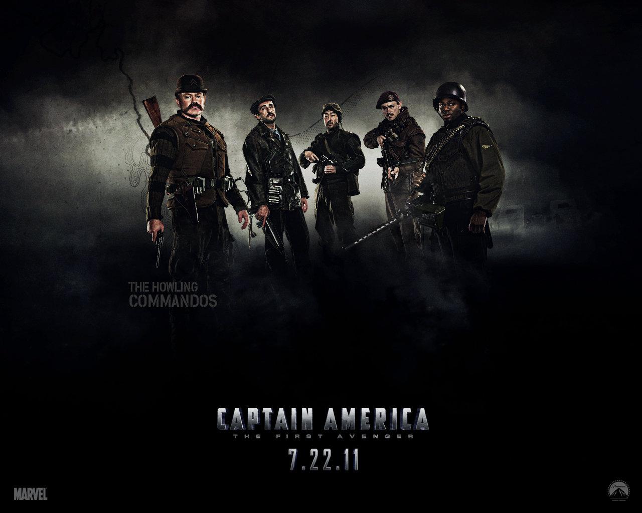 Download Hd 1280x1024 Captain America The First Avenger Desktop